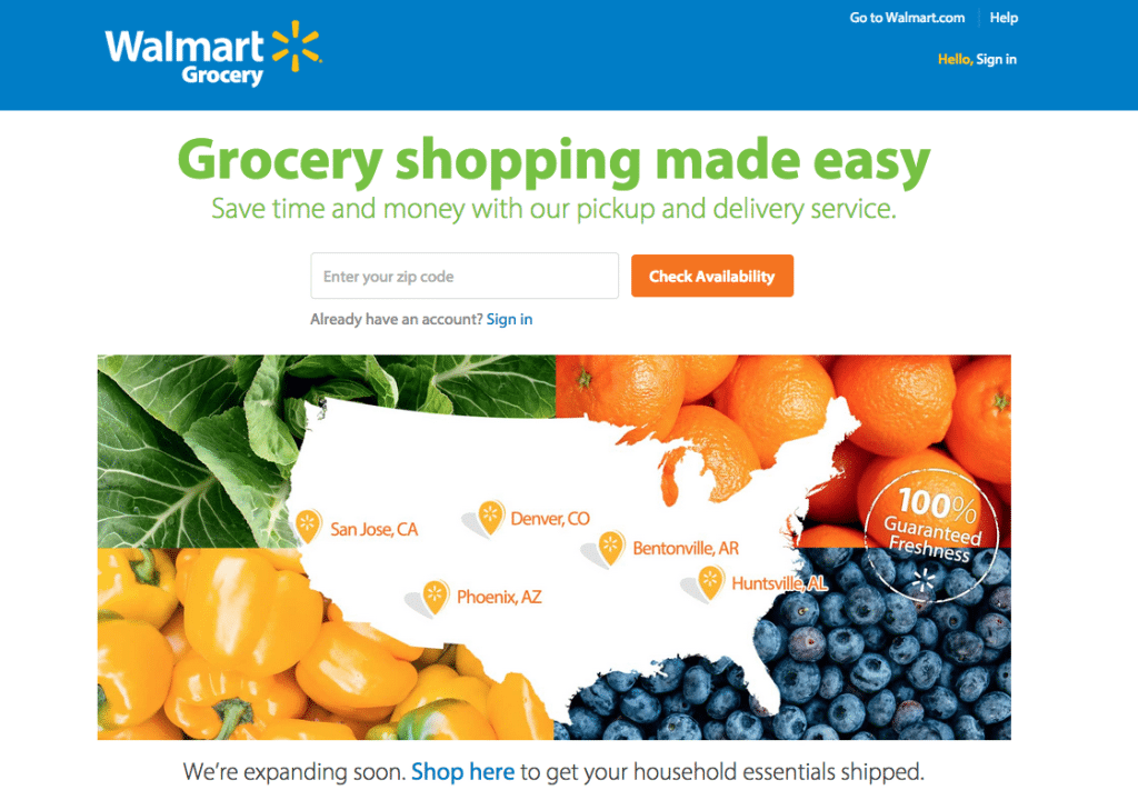 walmart-launches-online-grocery-site